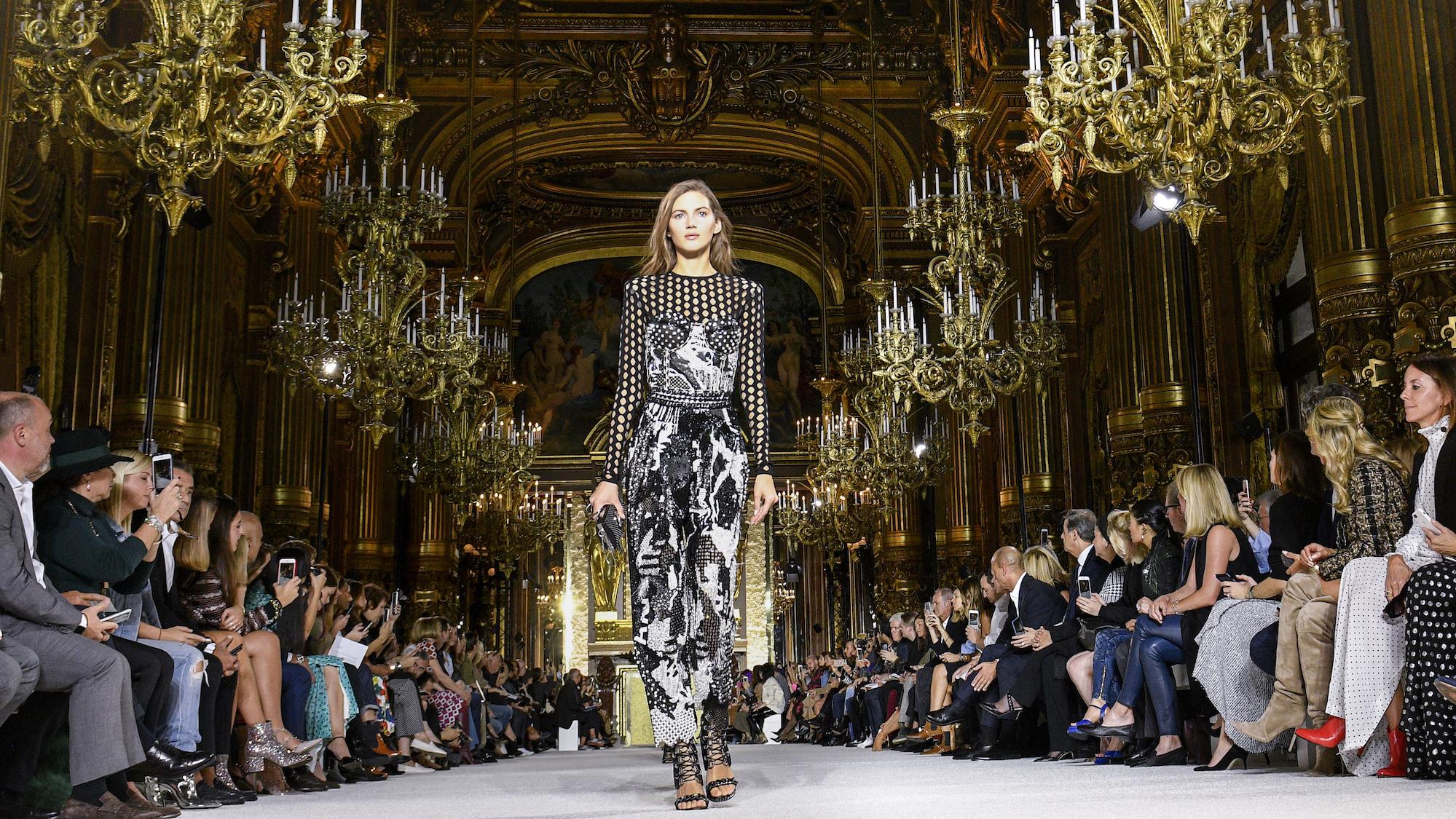 Pcfw Paris City Fashion Week